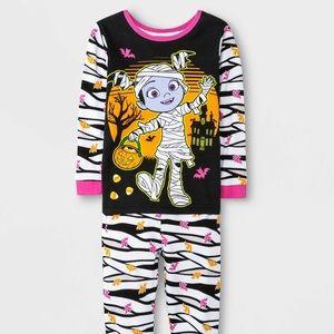 Vampirina pajamas - mummy & Halloween